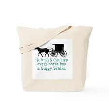 Buggy Behind Tote Bag