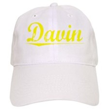 Davin, Yellow Baseball Cap