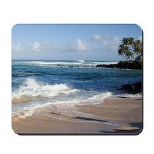 Hawaii North Shore Beach Mousepad