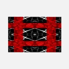 Respect Rectangle Magnet