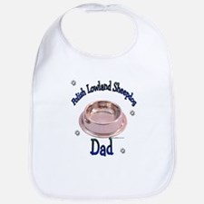 Lowland Dad Bib