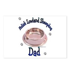 Lowland Dad Postcards (Package of 8)