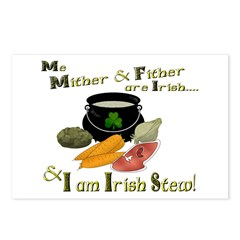 Irish Stew! Postcards (Package of 8)