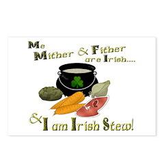 Irish Stew! Postcards (Package of 8)