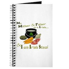 Irish Stew! Journal