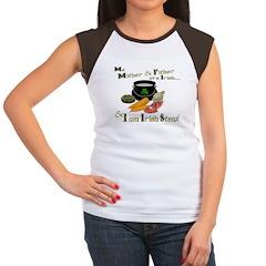 Irish Stew! (2-Sided) Women's Cap Sleeve T-Shirt