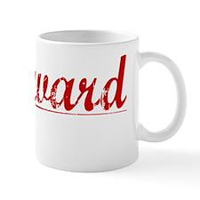 Hayward, Vintage Red Mug