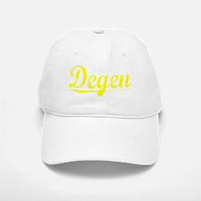 Degen, Yellow Baseball Baseball Cap