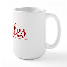 Hayles, Vintage Red Mug