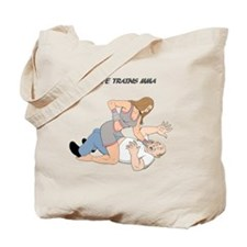 MMA wife Tote Bag