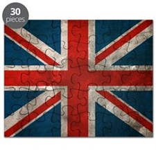 British Union Jack Puzzle
