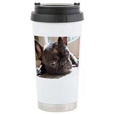 frenchie Travel Mug