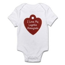 Love My Lagotto Infant Bodysuit