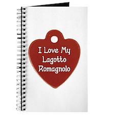 Love My Lagotto Journal