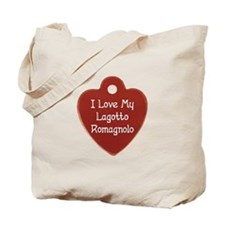 Love My Lagotto Tote Bag