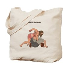 MMA Girlfriend Tote Bag