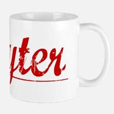 Hayter, Vintage Red Mug