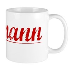 Hermann, Vintage Red Mug