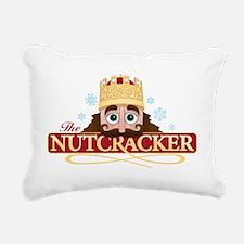 New Nut Rectangular Canvas Pillow