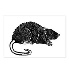 Rat Products Postcards (Package of 8)