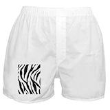 Zebra print Undergarments
