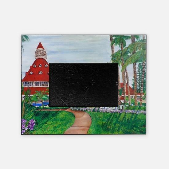 Coronado Hotel Del Picture Frame