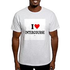 I Love Intercourse,PA. T-Shirt