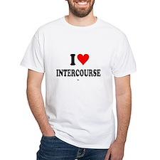 I Love Intercourse,PA. Shirt