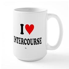 I Love Intercourse,PA. Mug