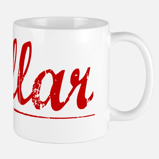 Hollar, Vintage Red Mug