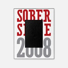 Sober Since 2008 Picture Frame