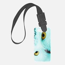 Owl Eyes Luggage Tag