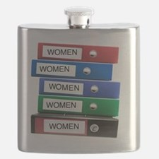 Do you have your Binders full of women? Flask
