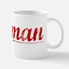 Hofman, Vintage Red Mug