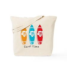 Surf Time Tote Bag