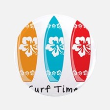 "Surf Time 3.5"" Button"