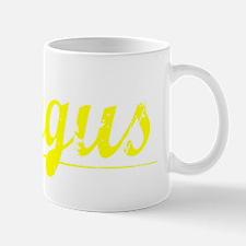 Dingus, Yellow Mug