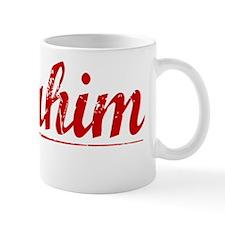 Ibrahim, Vintage Red Mug