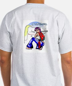 Flygirl Skydiving T-Shirt