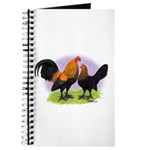 Brown Red OE Bantams Journal