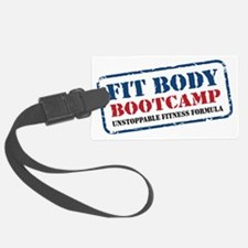 Fit Body Boot Camp Luggage Tag