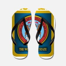 Michigan Gold Label Flip Flops