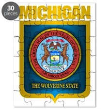 Michigan Gold Label Puzzle