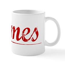 Jaimes, Vintage Red Mug