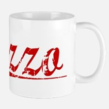 Izzo, Vintage Red Mug