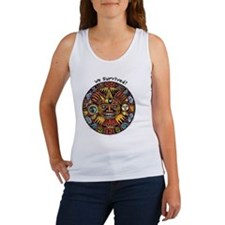 We Survived!2012 Mayan Calendar Women's Tank Top