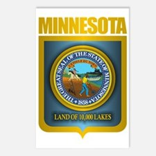Minnesota Gold Label Postcards (Package of 8)