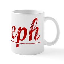 Joseph, Vintage Red Mug