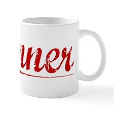 Jenner, Vintage Red Mug