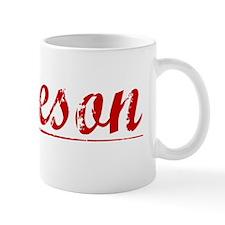 Jameson, Vintage Red Mug